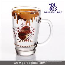 Abziehbild Glasbecher / Tasse, bedruckter Glasbecher / Tasse, Aufdruck Glasbecher (GB094212-QT-103)
