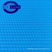 polyester weft knit jacquard interlock soccer sports fabric
