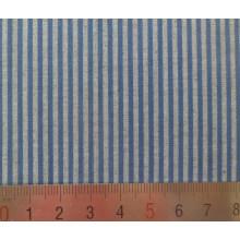 Spandex Stretch Shirting Stoff Streifen