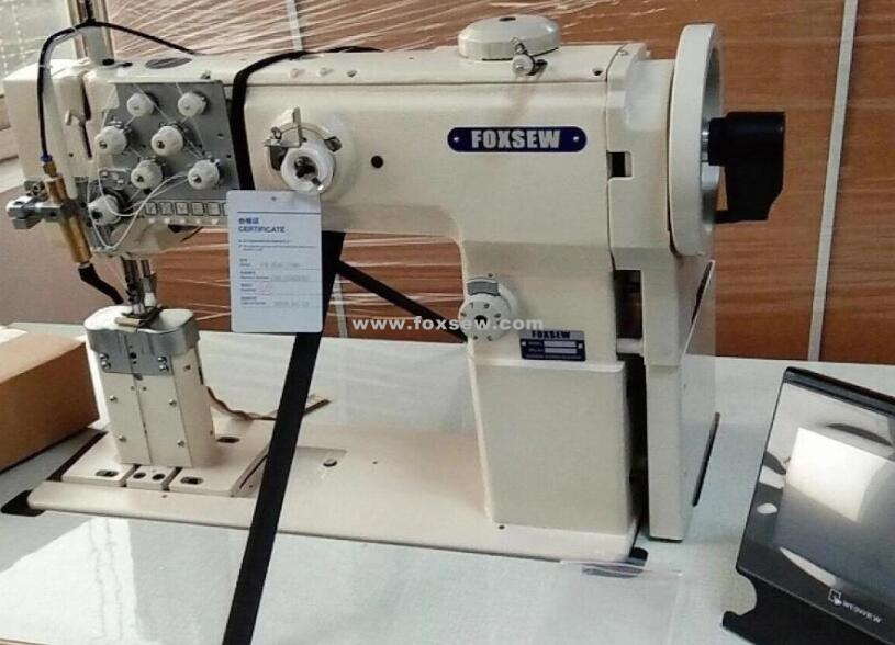 Computerized Post Bed Ornamental Stitch Sewing Machine Fx 1780d 550 00000