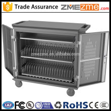 zmezme trade assurancesteel mobile network cabinet tablet storage and charging cabinet