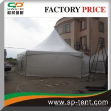 Guangzhou Großhandel Handel Hochzeit sogar Festzelt Pagode Zirkus Zelt Verkauf
