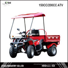 2016 Nuevo utilitario de agricultor ATV Street Legal ATV Tipper