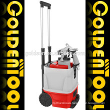 1200w Double Tube Trolley HVLP Floor Based Electric Power Painting Spray Metal Gun Electric Airless Paint Sprayer