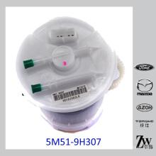 2 Rohr MAZDA 3 Elektrische Kraftstoffpumpe Montage für Auto 5M51-9H307