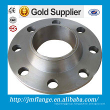 ASTM 304 316 150# 300# 600# WNRF Face Stainless Steel Flange