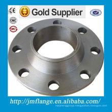 ASME A105 flange forged carbon steel plate flange