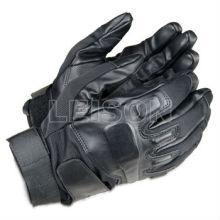 Полиции Перчатки кожа ISO Стандартный профессиональный поставщик