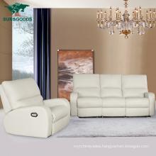 Leather Manual Recliner Sofa of Massage Sofa and Recliner Leather Sofa Home Cinema Chairs Home Cinema Recliner Cinema Sofa