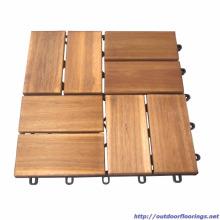 Parquets en bois fabriqués 300 x 300 x 21 mm