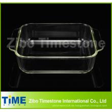 Pyrex Glas Backform Mikrowelle Dish (DPP-90)