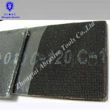 Manfacture Sandsiebblatt, Silikon carbidesquare Form, 115mm * 280mm, P40-320, Gitter 10 * 12