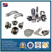 Peças de maquinaria personalizadas do processamento do metal (WKC-06)