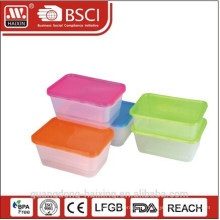 Kunststoff-Lebensmittel-Behälter 1L