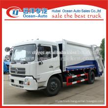 Dongfeng kingrun 12cbm capacity garbage truck