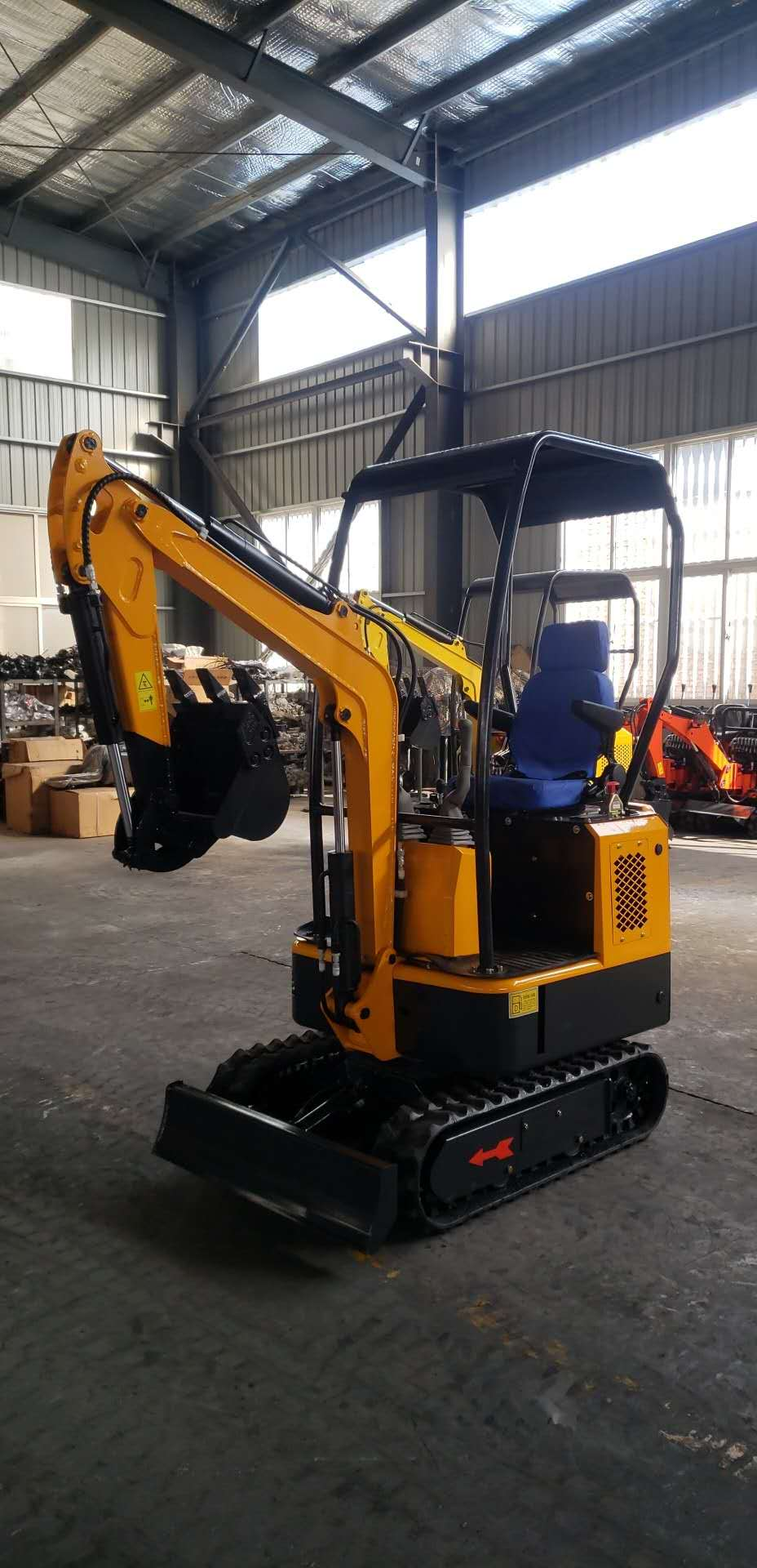 mini excavator 1 ton prices