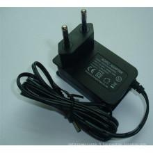 Adaptateur secteur 12VDC 1000mA pour caméra CCTV