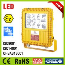 Iluminación de emergencia para ambientes peligrosos