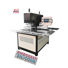 silicone cloth embossing machine for sale philippines/india