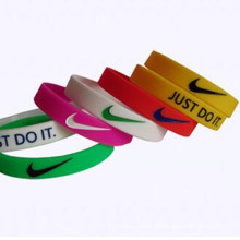 Promotion Gift Factory Manufacture Sell Cheap Silicone Wrist Band