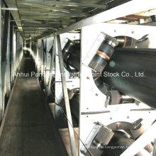DIN / Cema / ASTM / Sha-Standard-Rohr-Band-Förderer-Systeme / Pipe Conveyor-Ausrüstung
