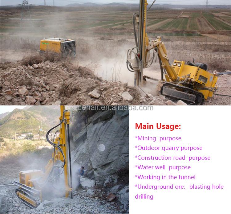 Denair High quality Borehole drilling rig Lima