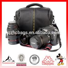 Nouveau étui rembourré de luxe de l'appareil photo numérique sac antichoc étui étanche (ES-Z379)
