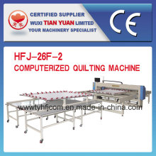 Single Head Computerized Quilting Machine for Mattress