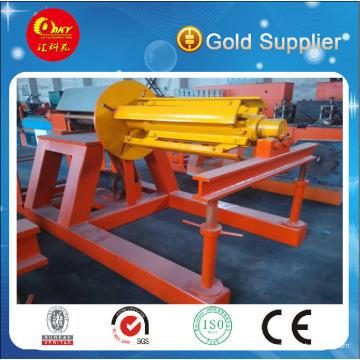 Controle de Hydradulic máquina de aço Uncoiler
