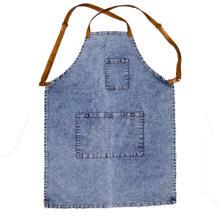индивидуальный логотип джинсовый дизайн фартук Используется в промышленности или гриле