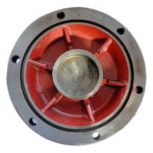 Пескоструйная металлическая деталь с ISO9001