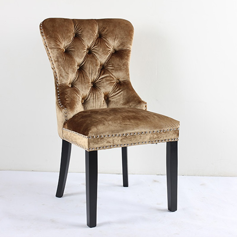 Western Dining Wood Chairs