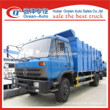 2015 new condition 16cbm capacity of compression docking garbage collector