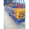 Crest tile profiling equipment