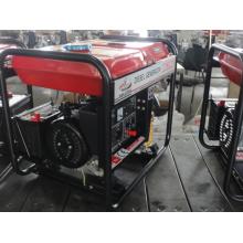 Generador diesel 3kw con color rojo
