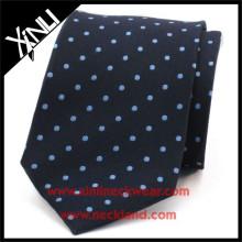 Corbatas para hombre tejidas de alta calidad del telar jacquar de seda del 100%