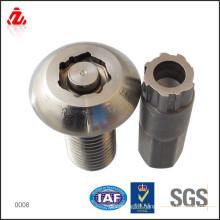 stainless steel security bolt