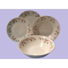 china dinner set 12,16,20pcs ceramics kitchenware plates tableware set
