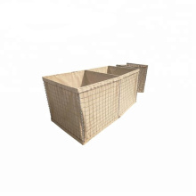 Mineralien Eisendraht Hesco Barrier Iron Wire Mesh