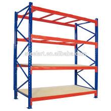 Bewegliches Lagerregal der Heavy Duty Metalllagergestellanzeige für Lager