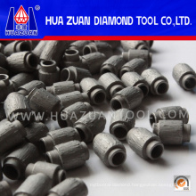 Competitive Price Diamond Beads Marble Wire Saw Beads for Sale