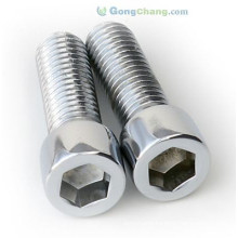 Gr5 titanium hex socket screw