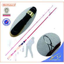 BAS002 Canada et Amérique Market Nano Bass Canne à pêche