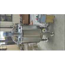 Preço horizontal vertical do tanque de resfriamento de leite