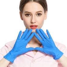 Einweg-Inspektionshandschuhe aus gemischtem Nitril