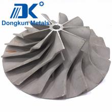 Aluminum Precision Casting Parts for Impeller