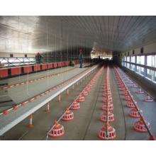 Контроль окружающей среды курицы типа дом с оборудованием