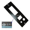 Steel Push Button Switch Plate