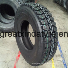 13r22.5 Natural Rubber Tire for Truck and Bus