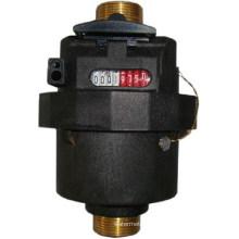 Contador del agua plástico volumétrico del pistón (PD-LFC-S)